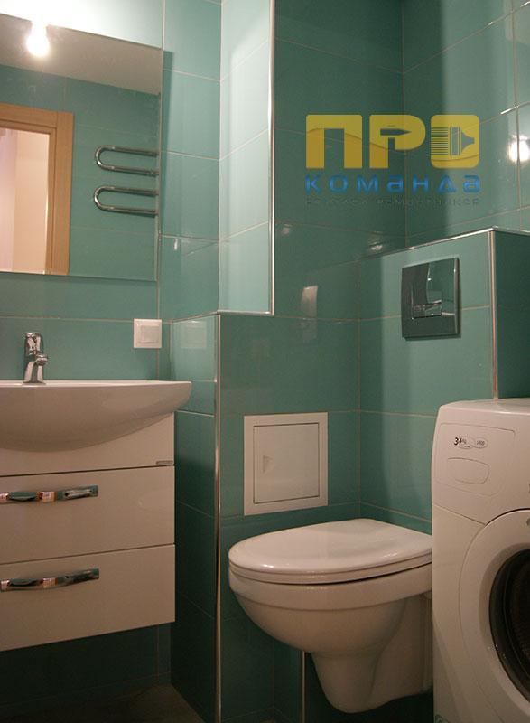 ремонта ванных комнат и туалетов